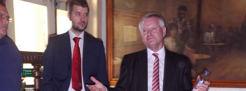 Steve and Jon Lansdown