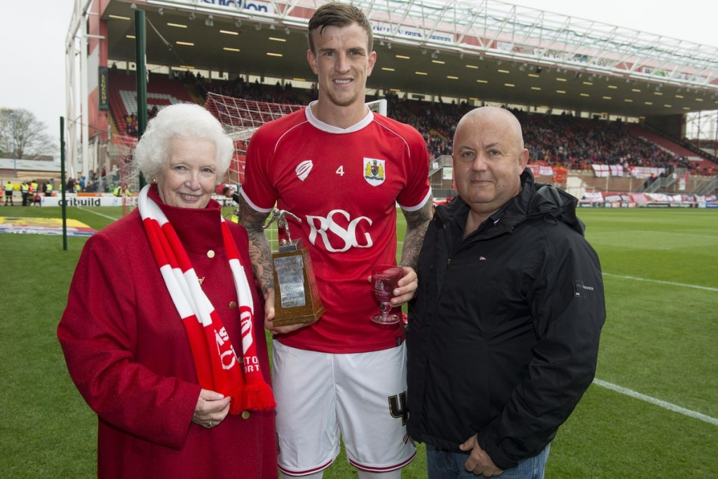 Outstanding Player of the Year: Aden Flint