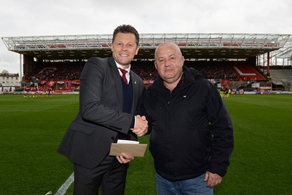 Manager Award: Steve Cotterill